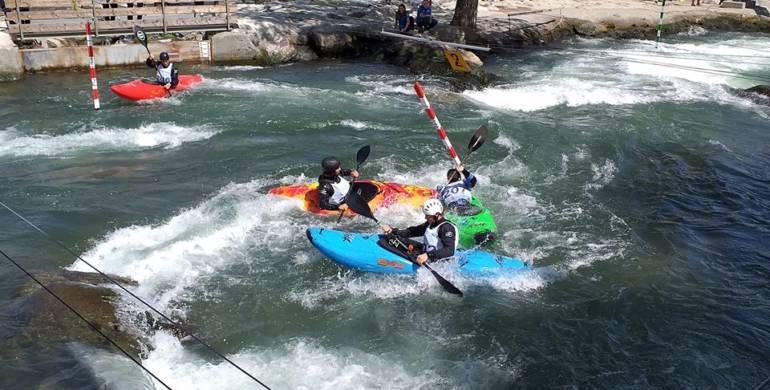 Campionato italiano U23 slalom ed extreme