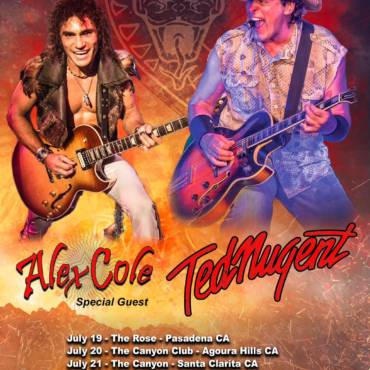 Alex Cole & Ted Nugent