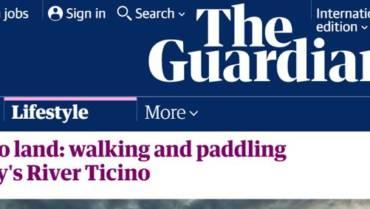In Inghilterra parlano del Ticino