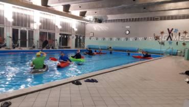 Attività in piscina a Cuggiono