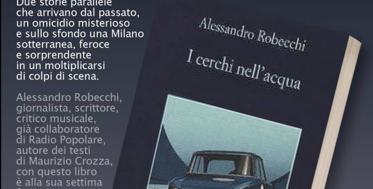 Alessandro Robecchi al CCM