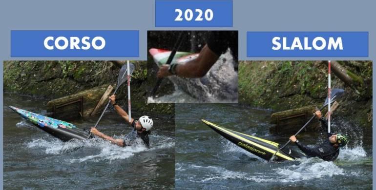 Corso slalom settembre 2020